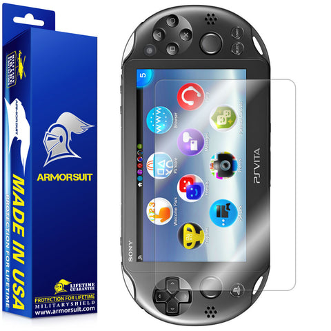 Sony PlayStation Vita Slim (2014) Screen Protector