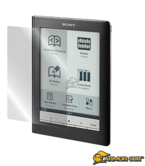 Sony PRS 600 Reader Touch Edition Screen Protector