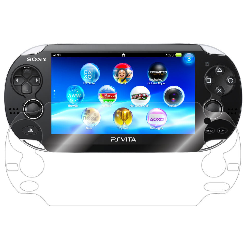 Sony PlayStation Vita Screen Protector