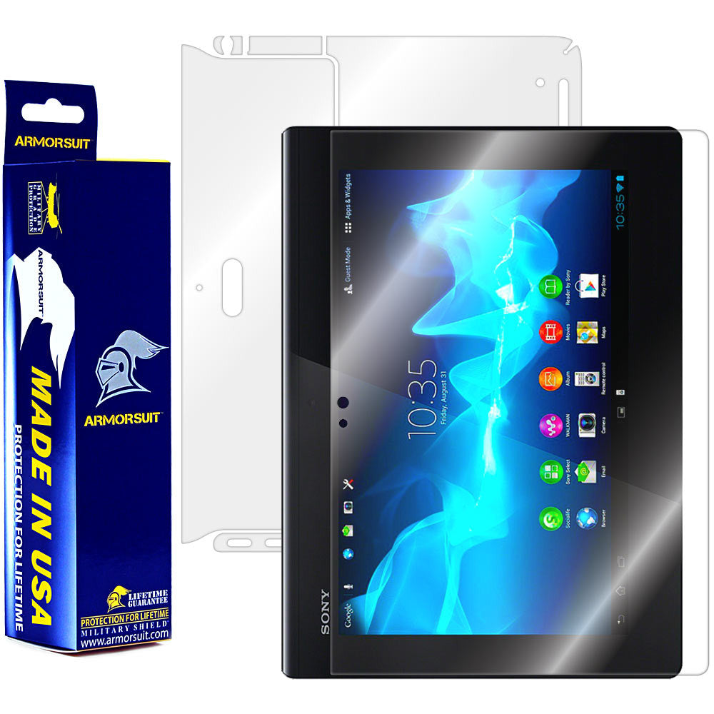 Sony Xperia Tablet S Full Body Skin Protector