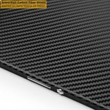 Sony Xperia Tablet Z2 Screen Protector + Black Carbon Fiber Film Protector