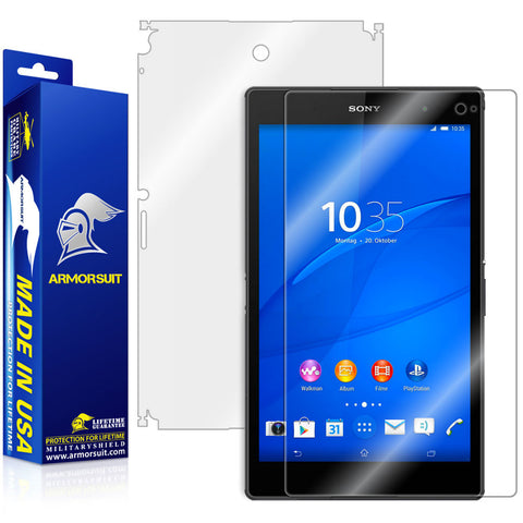 Sony Xperia Z3 Tablet Compact Full Body Skin