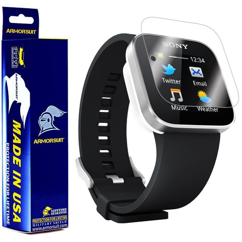 Sony SmartWatch Screen Protector