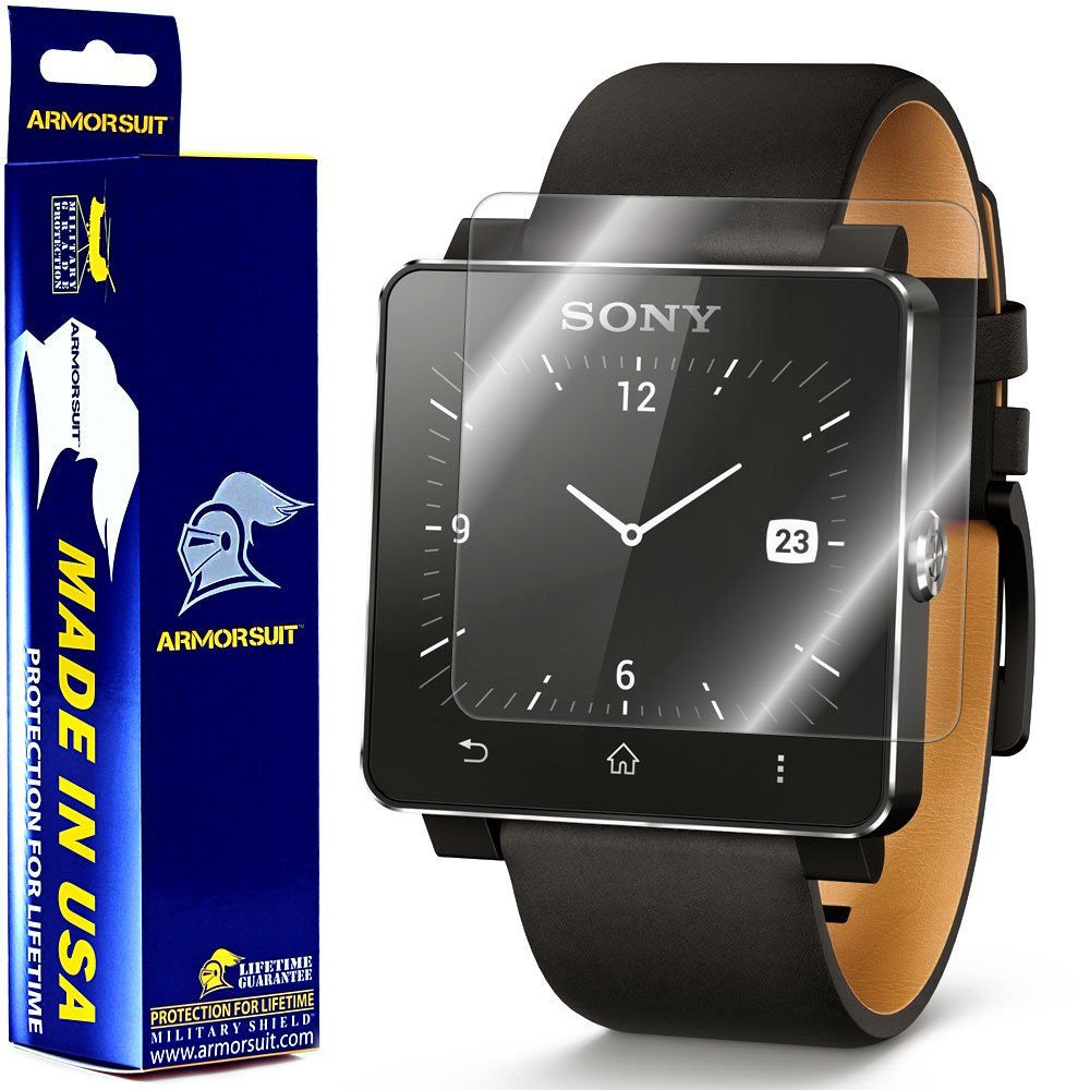 Sony SmartWatch 2 Screen Protector