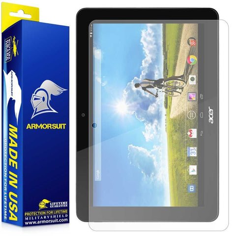 Acer Iconia Tab 10 (A3-A20) Anti-Glare (Matte) Screen Protector