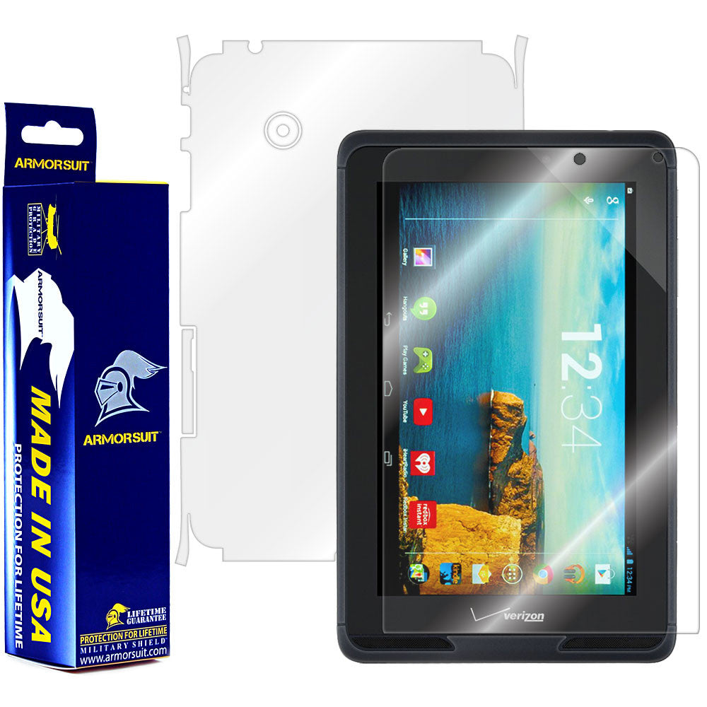 "Verizon Ellipsis 7"" Full Body Skin Protector"