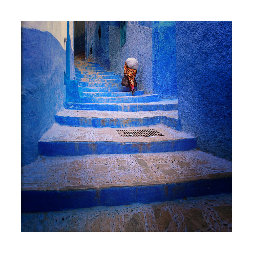 The Blue City No. 1, Morocco