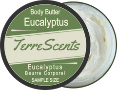 Eucalyptus Sensation - Vitamin E Enriched Body Butter