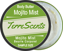 Mojito Mist - Vitamin E Enriched Body Butter