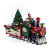Buy Snow Globes > Trains > Musical Figurines by BestPysanky