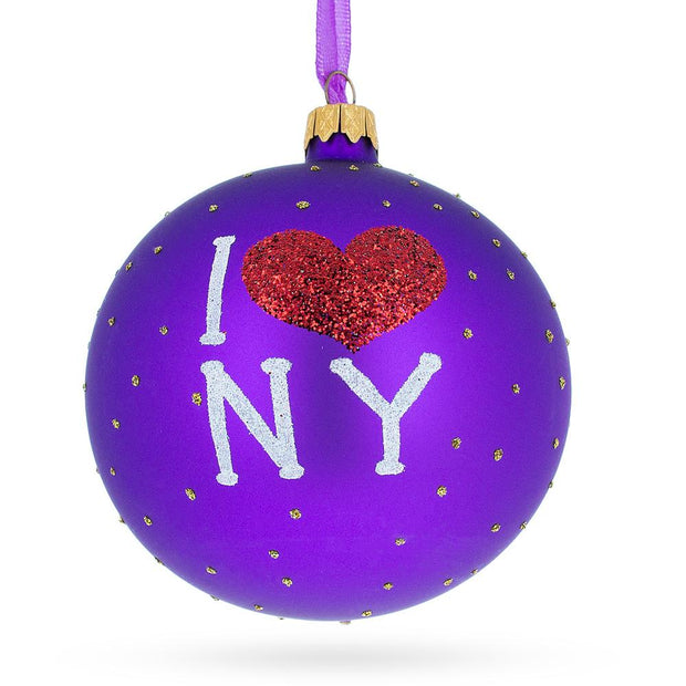 Buy Christmas Ornaments > Cities & Landmarks > USA > New York by BestPysanky