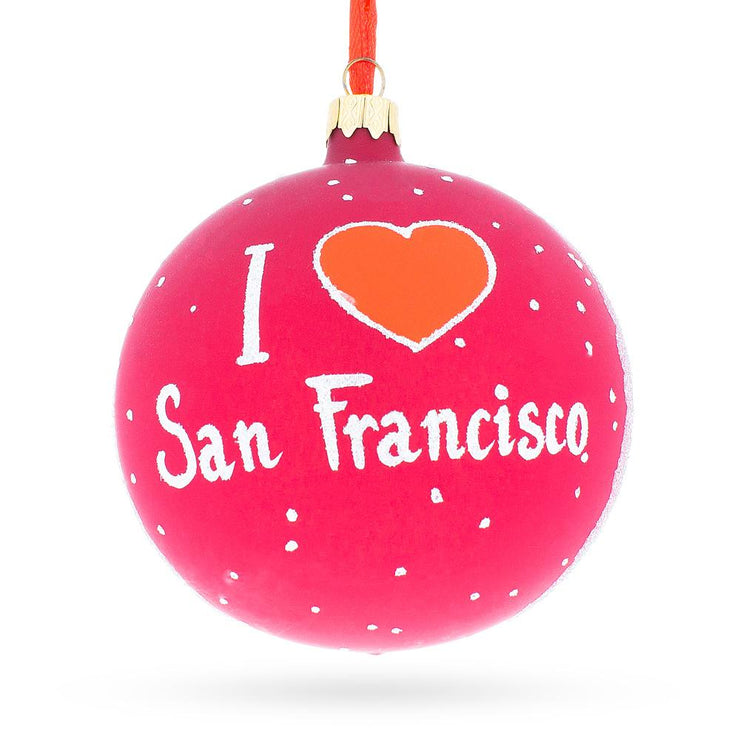 Buy Christmas Ornaments > Cities & Landmarks > North America > USA > California by BestPysanky