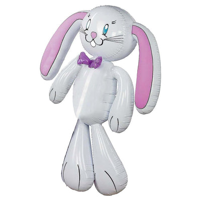 Inflatable Plastic Easter Bunny 62 Inches by BestPysanky