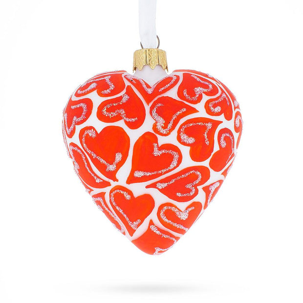 Buy Christmas Ornaments > Hearts by BestPysanky