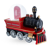 Buy Christmas Decor > Snow Globes > Trains by BestPysanky