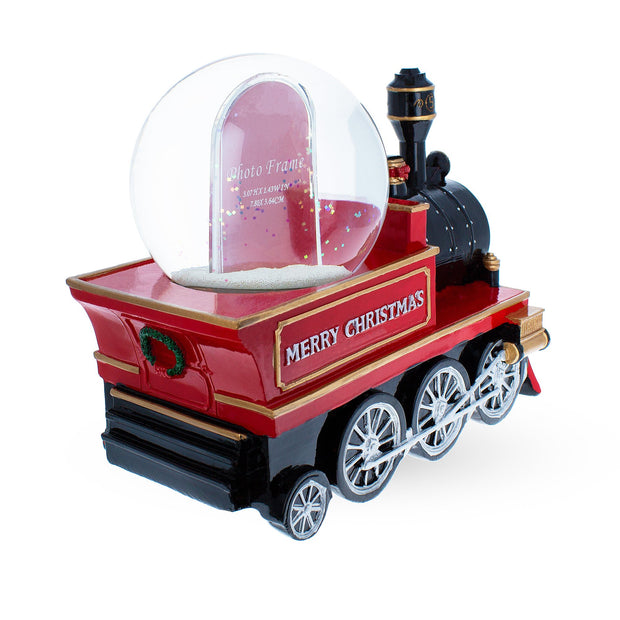 Buy Online Gift Shop Cho Cho Train Picture Frame Music Snow Globe