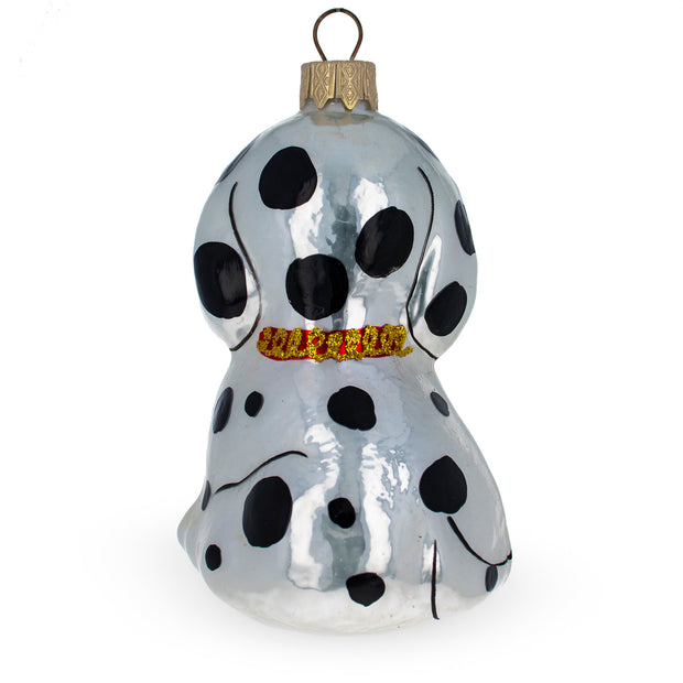 Buy Online Gift Shop Dalmatian Puppy Dog Glass Christmas Ornament