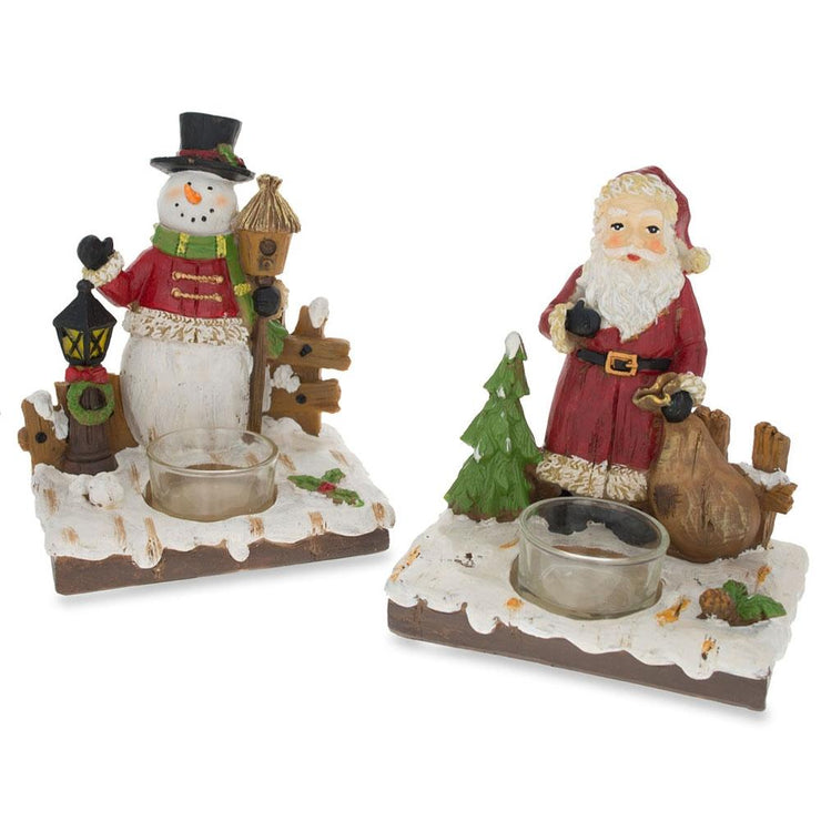 Buy Christmas Decor > Figurines > Santa > AL by BestPysanky