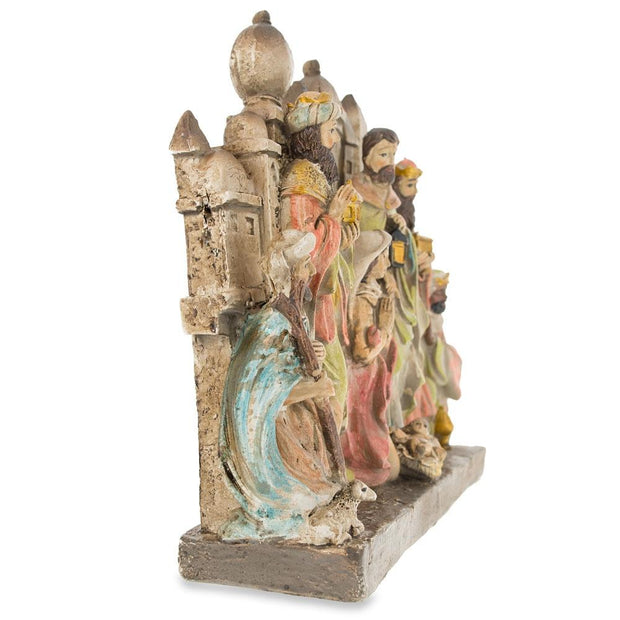 Buy Online Gift Shop Bethlehem Nativity Scene Figurine 12 Inches