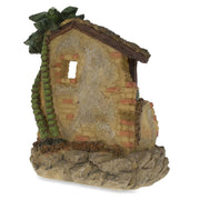 Nativity Scene in the Manger Figurine 6.15 Inches