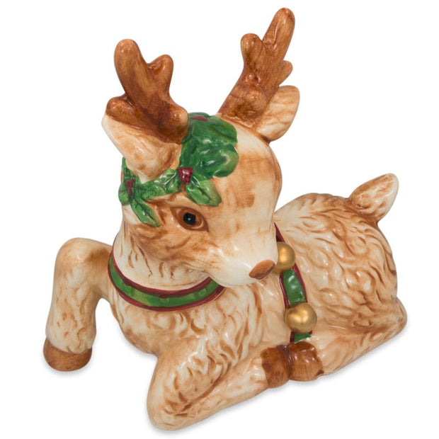 Buy Christmas Decor > Figurines > Reindeers by BestPysanky