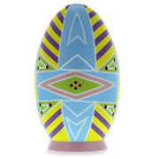 Set of 5 Ukrainian Easter Eggs Pysanky Wooden Nesting Dolls 5 Inches