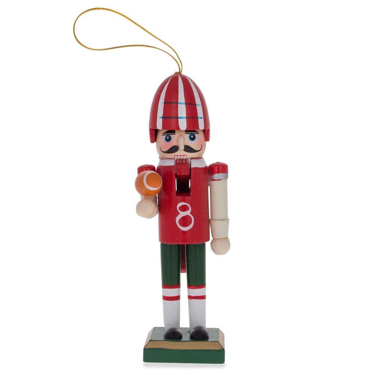 Buy Online Gift Shop 5 Sport Players Nutcrackers: Football, Golfer, Baseball, Basketball, Soccer