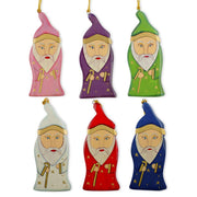 Wizards Wooden Christmas Ornaments by BestPysanky