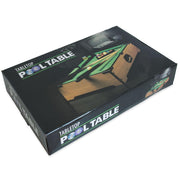 Mini Tabletop Pool Billiards 20 Inches