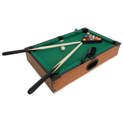 Buy Online Gift Shop Mini Tabletop Pool Billiards 20 Inches