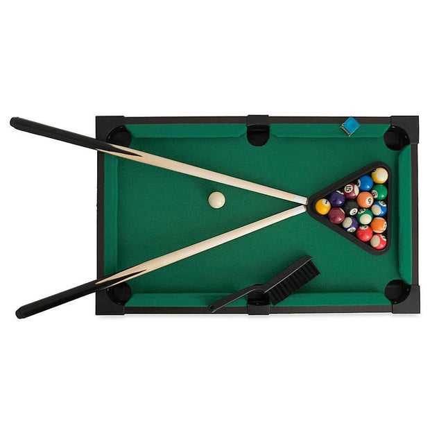 Mini Tabletop Pool Billiards 20 Inches by BestPysanky
