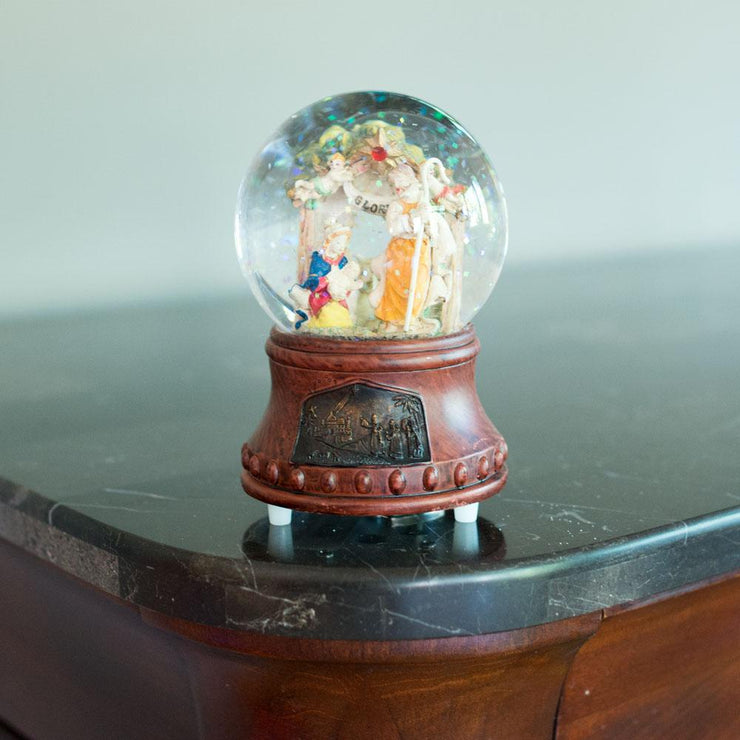 Buy Snow Globes > Religious > Nativity by BestPysanky