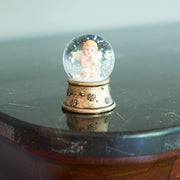 Praying Angel Mini Water Snow Globe