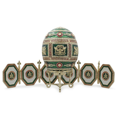 1912 Napoleonic Royal Russia Egg by BestPysanky