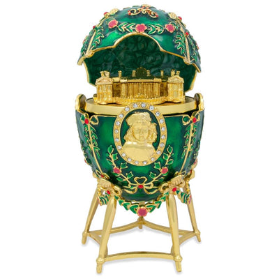 1908 Alexander Palace Royal Russian Egg by BestPysanky
