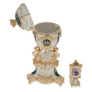 Buy Online Gift Shop 1903 Royal Danish Musical Royal Russian Egg 8.4 Inches