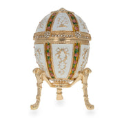 1899 Twelve Panel Royal Russian Egg by BestPysanky