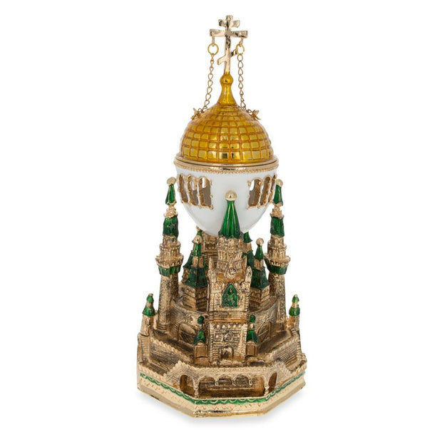 Buy Online Gift Shop 1906 Moscow Kremlin Musical Royal Russian Egg