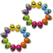 Set of 24 Fillable Colorful Monster Plastic Easter Eggs by BestPysanky