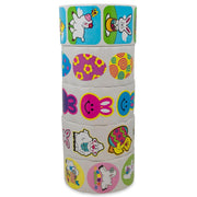 Buy Online Gift Shop Set of 5 Rolls with 500 Easter Stickers