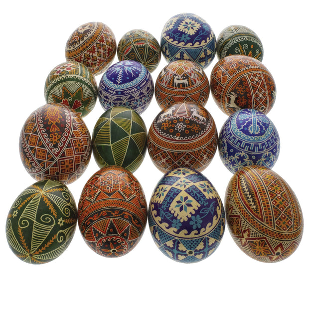 Buy Easter Eggs > Eggshell > Goose > Sets by BestPysanky