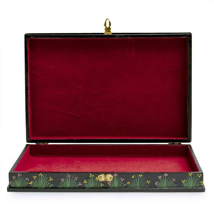 Buy Online Gift Shop Royal Elephant Oriental Wooden Jewelry Box