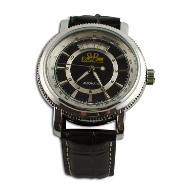 BestPysanky Watches > Men's Watches - Black Dial Men's Automatic Mechanical Automatic Watch