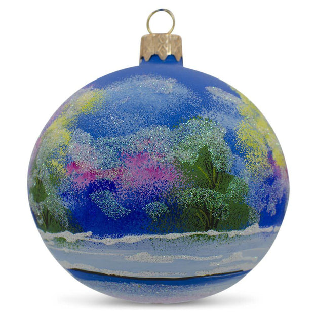 Buy Christmas Ornaments > Winter Village by BestPysanky