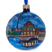 Berlin, Germany Glass Ball Christmas Ornament 3.25 Inches by BestPysanky