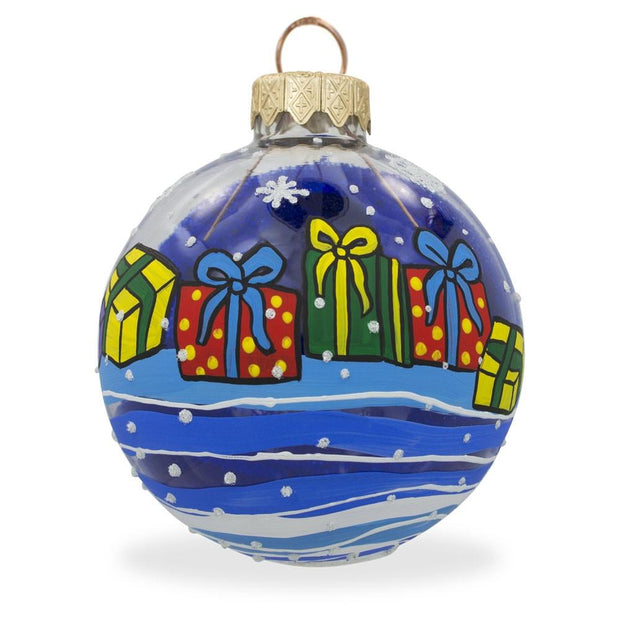 Buy Christmas Ornaments > Santa by BestPysanky