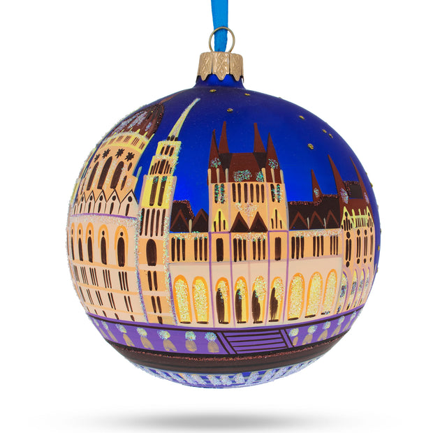 Buy Christmas Ornaments > Cities & Landmarks > Europe > Hungary by BestPysanky