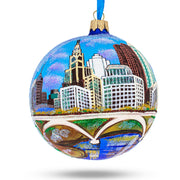 Buy Christmas Ornaments > Cities & Landmarks > North America > USA > Ohio by BestPysanky