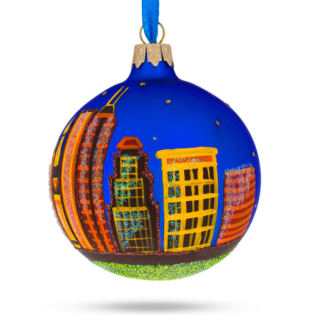 Buy Christmas Ornaments > Cities & Landmarks > USA > Indiana by BestPysanky