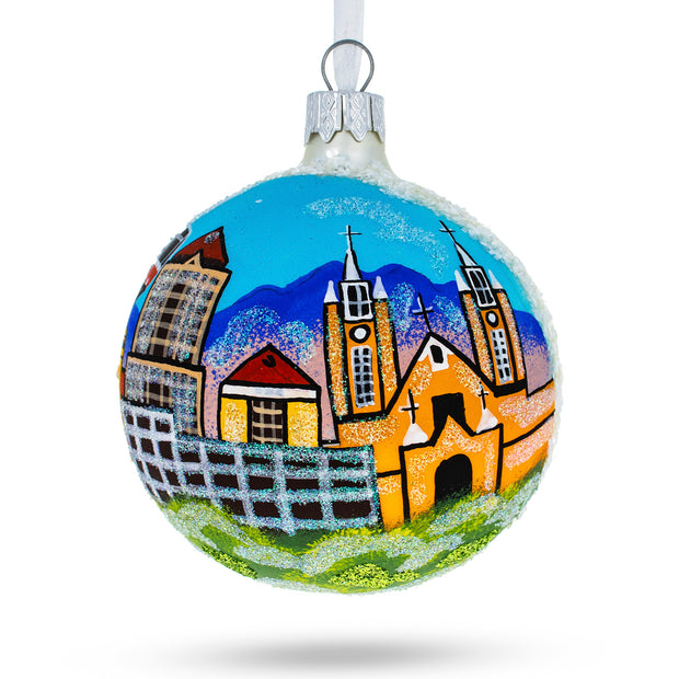 Buy Christmas Ornaments > Cities & Landmarks > USA > New Mexico by BestPysanky